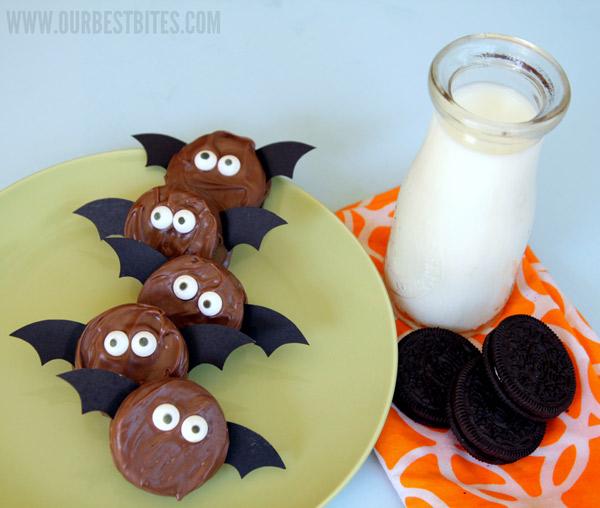 10 recetas dulces para Halloween