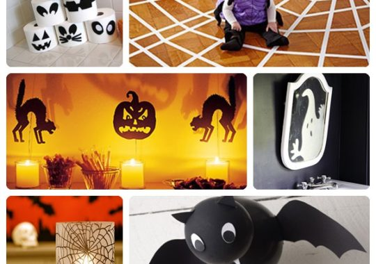 Halloween: ¿cómo decorar la casa?
