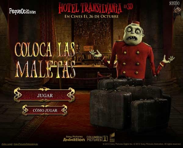 hotel transilvania juegos