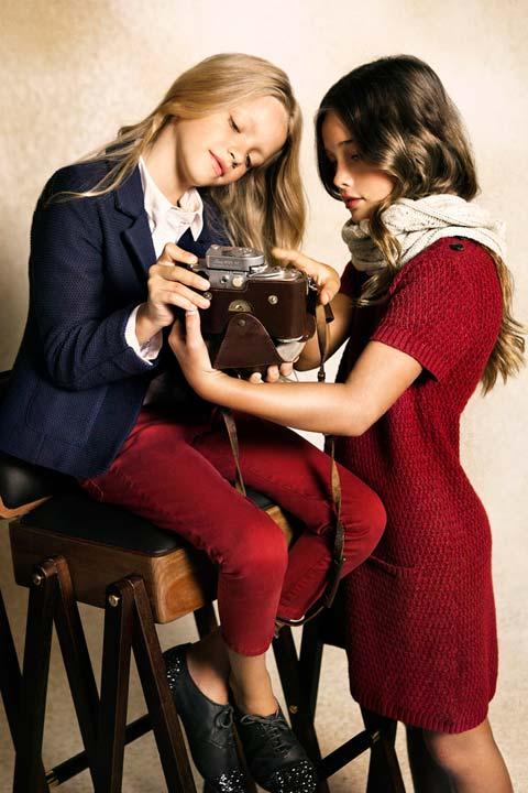 Massimo Dutti moda niñas