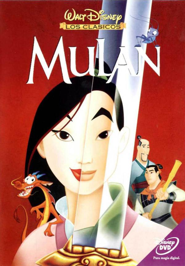Las películas de princesas preferidas de las niñas