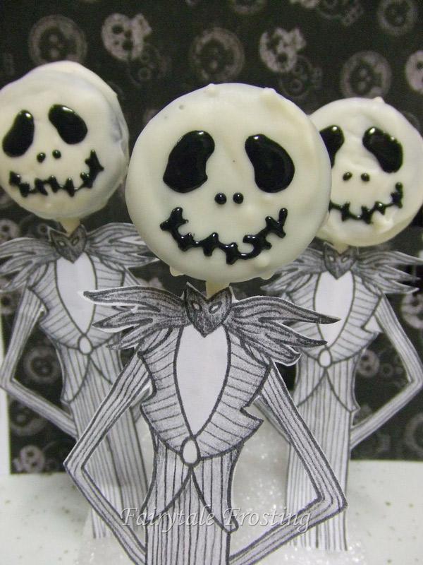 Piruletas de Halloween para niños