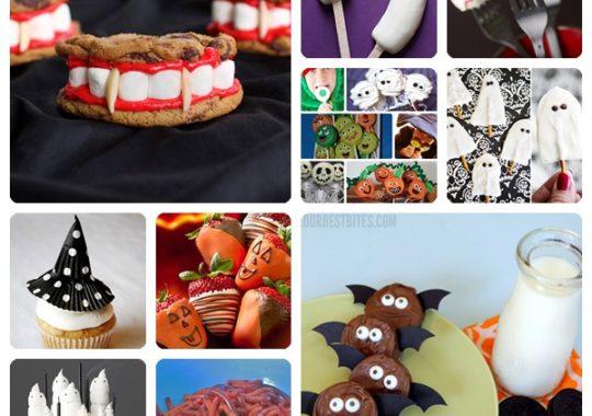 10 recetas dulces para Halloween 1