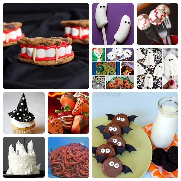 10 recetas dulces para halloween for Decoracion de unas halloween