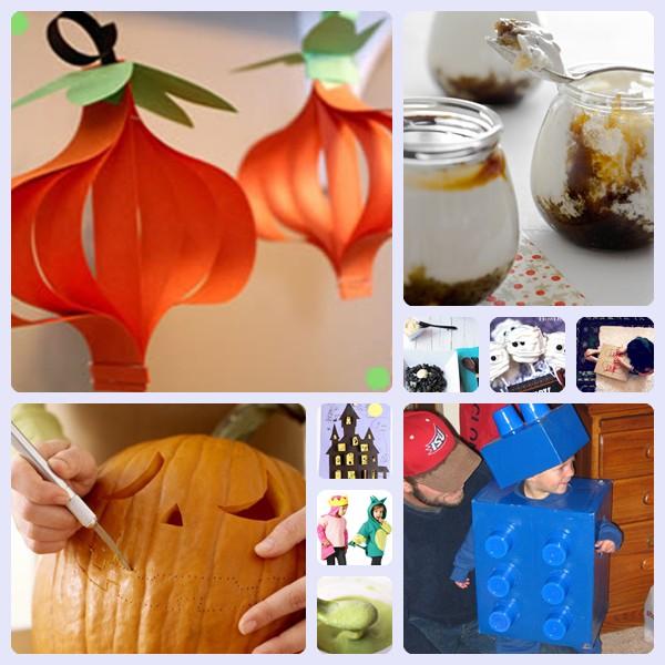 Fotos De Manualidades Para Halloween