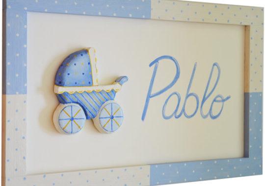 Cuadros infantiles personalizados, Cositas con Encanto 4