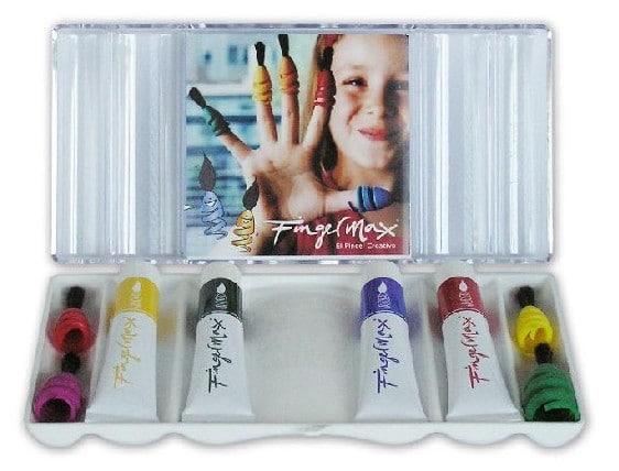 Fingermax caja wavebox