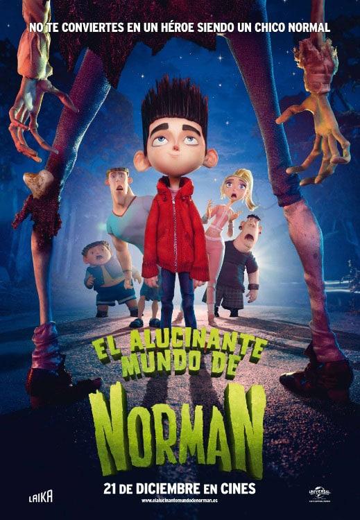 Estrenos de cine infantil en Navidad 2
