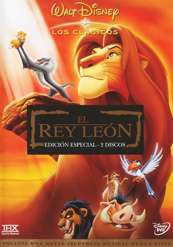 Las 10 películas de Disney que marcaron el cine infantil