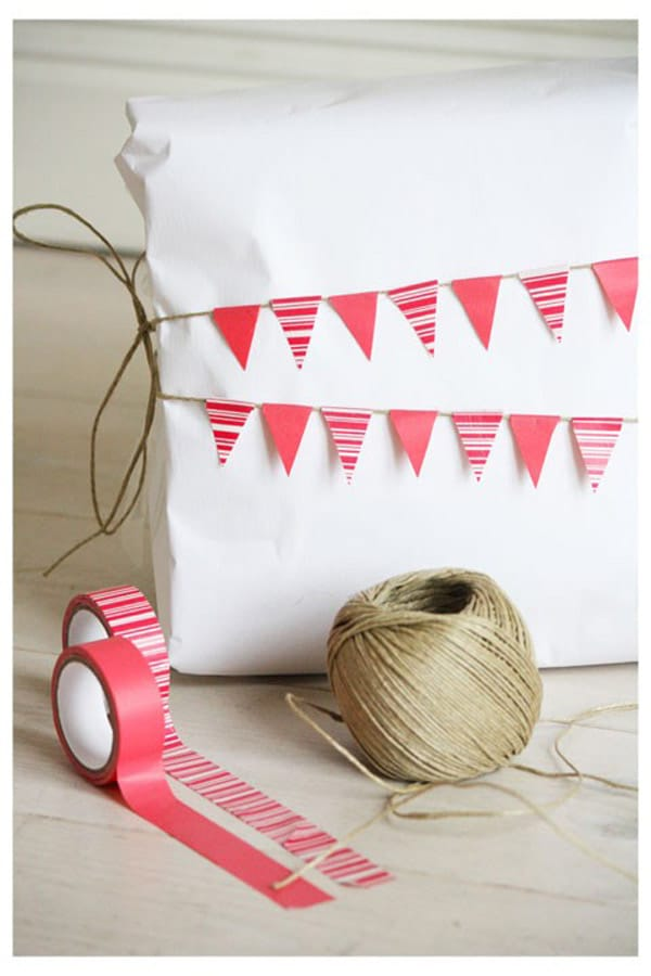 10 ideas creativas para envolver regalos for Envolver regalos originales