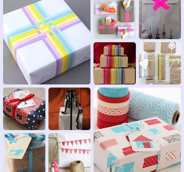 10 Ideas Creativas Para Envolver Regalos - Opciones-de-regalos-para-navidad