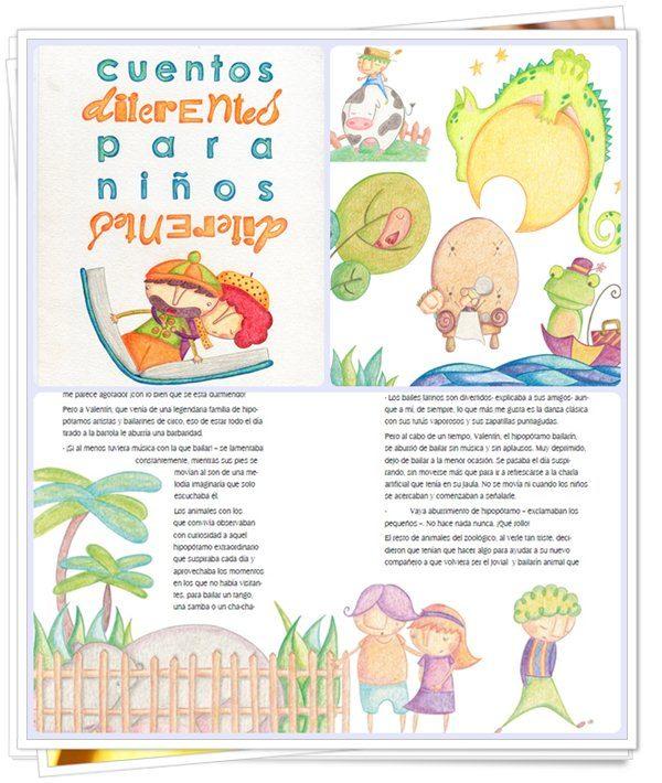 libro de cuentos para niños