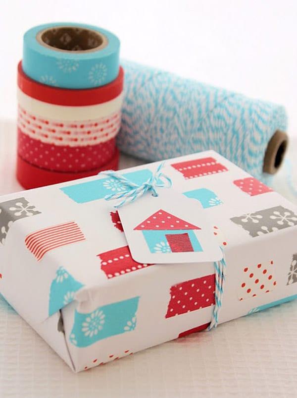 10 ideas creativas para envolver regalos - Papel de regalo original ...