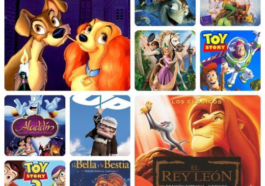Las 10 películas Disney que han marcado el cine infantil 2