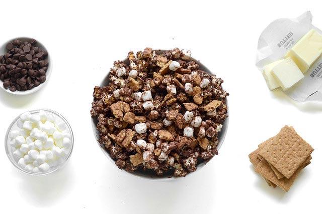 receta palomitas dulces caseras