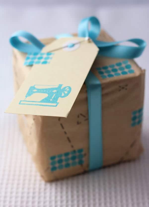 Envoltorios regalos originales perfect regalos san for Envoltorios regalos originales