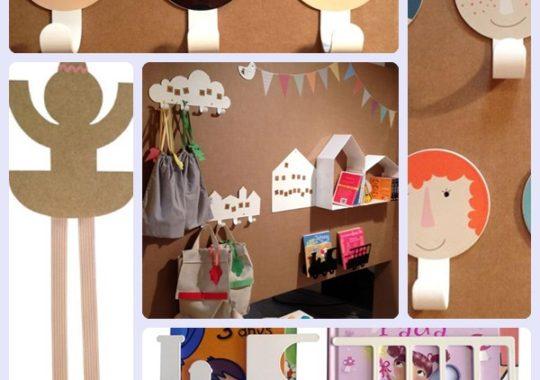 Tresxics, ideas decorativas y divertidas para niños 5