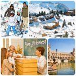 Vacaciones con niños Pierre Vacances