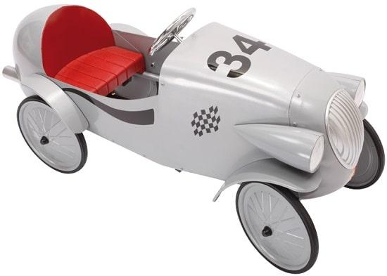 Baghera coche de carreras clásico