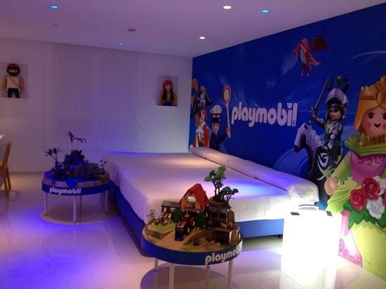 Hotel del juguete habitacion Playmobil