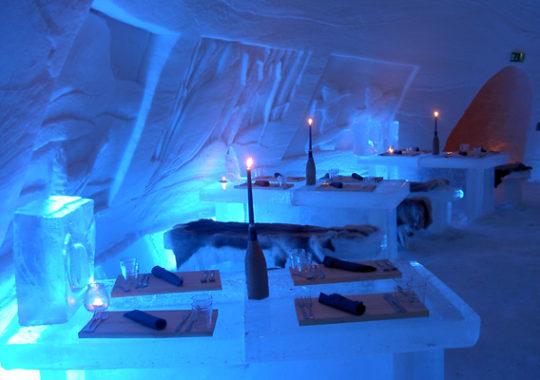 Pasa la Navidad en un hotel de hielo 6