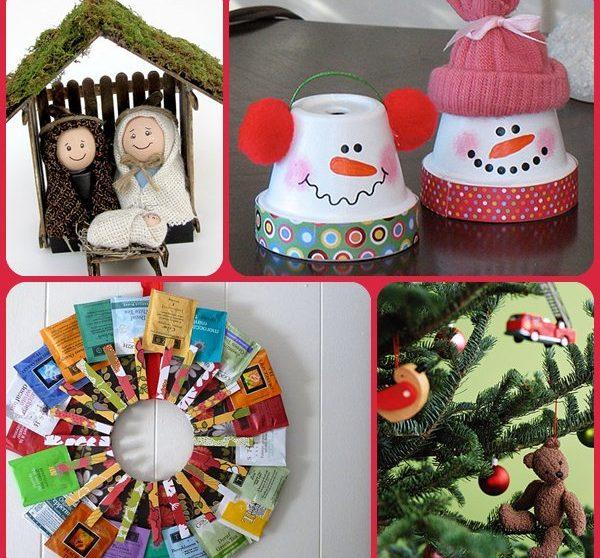 Decoraci n navide a 6 ideas para decorar la casa - Ideas navidad manualidades ...