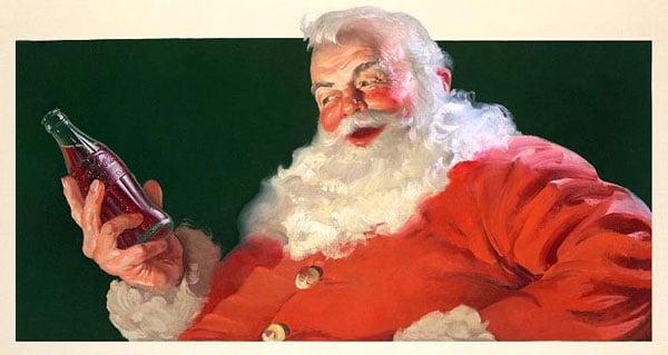 Coca-Cola Papá Noel