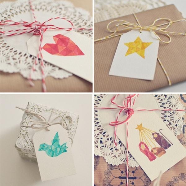 etiquetas de navidad para imprimir gratis pequeocio