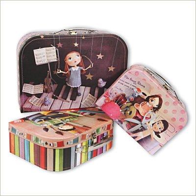 Maletines de cartón para niños 2