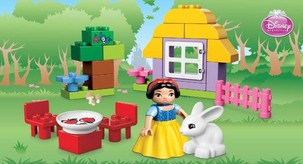 Lego duplo princesas disney