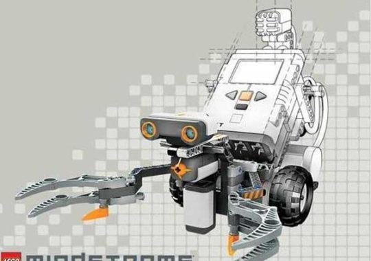 Lego Mindstorms, talleres de robótica con Lego 1