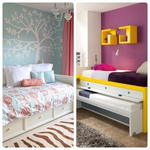 Como decorar habitaciones pequeocio for Decorar habitacion infantil pequena