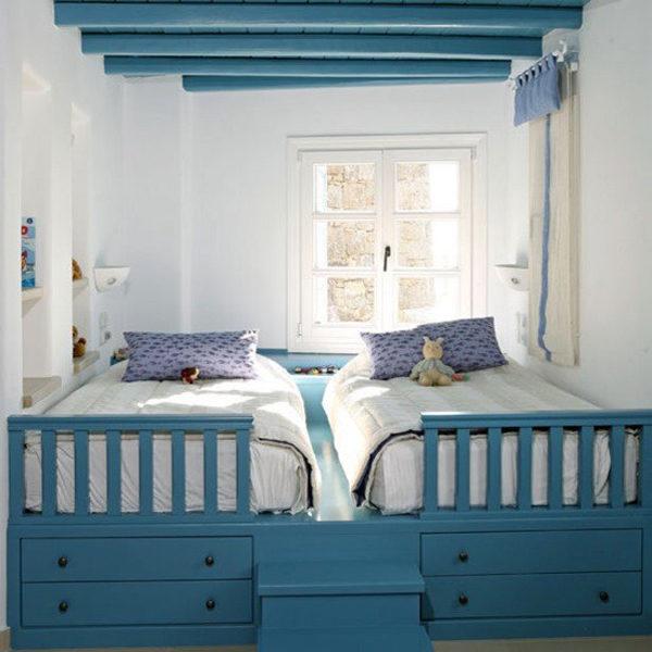 C mo decorar habitaciones infantiles peque as pequeocio - Como decorar una habitacion pequena juvenil ...