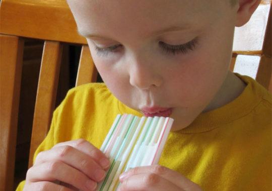 Cómo hacer una una flauta casera 1