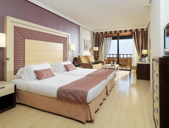 H10 Hotel Costa adeje Playa habitacion