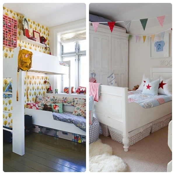 cmo decorar infantiles pequeas