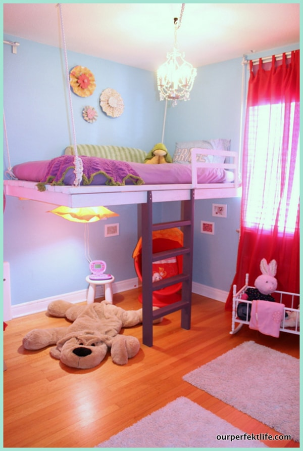 C mo decorar habitaciones infantiles peque as pequeocio for Ideas para decorar dormitorios infantiles
