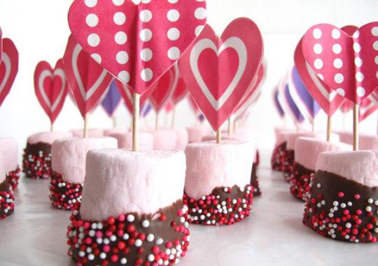 Postre fácil para San Valentín 1