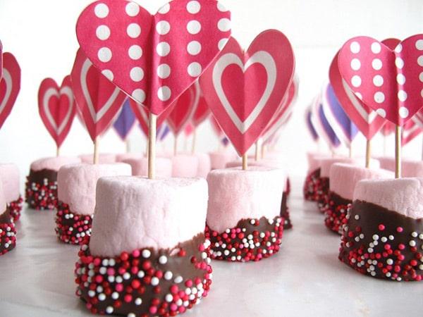 Un postre dulce y fácil para San Valentín