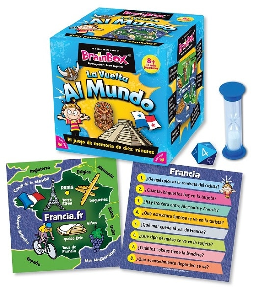 Demartina juego Brainbox
