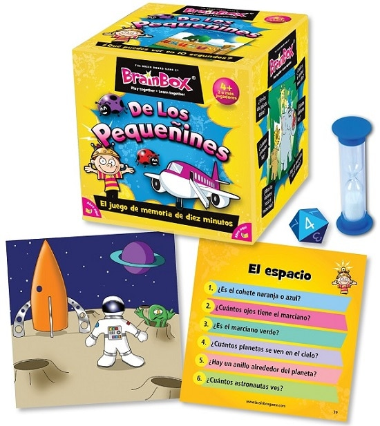 Demartina Brainbox pequenines