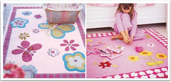 Alfombras infantiles dise os y tendencias de decoraci n infantil - Alfombras lavables infantiles ...