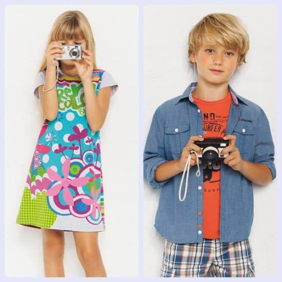 Bóboli, ropa para niños temporada primavera verano 2013