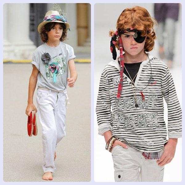Bóboli, moda infantil primavera