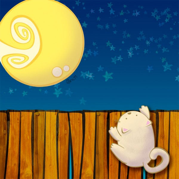 cuento para dormir gato