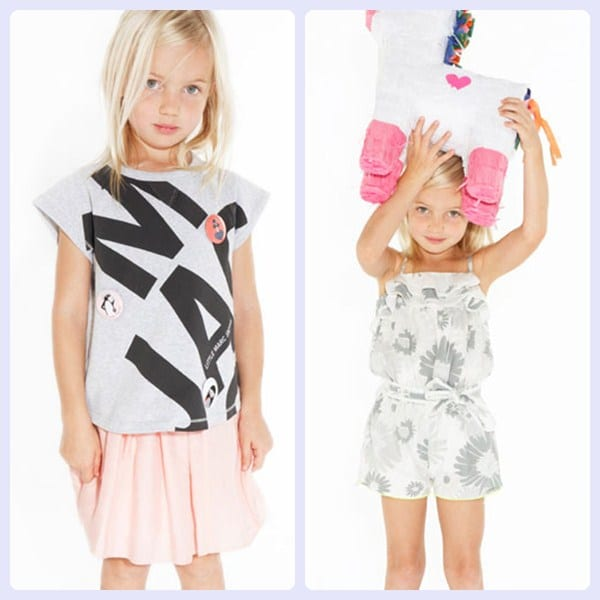Little Marc Jacobs, la moda infantil más exclusiva