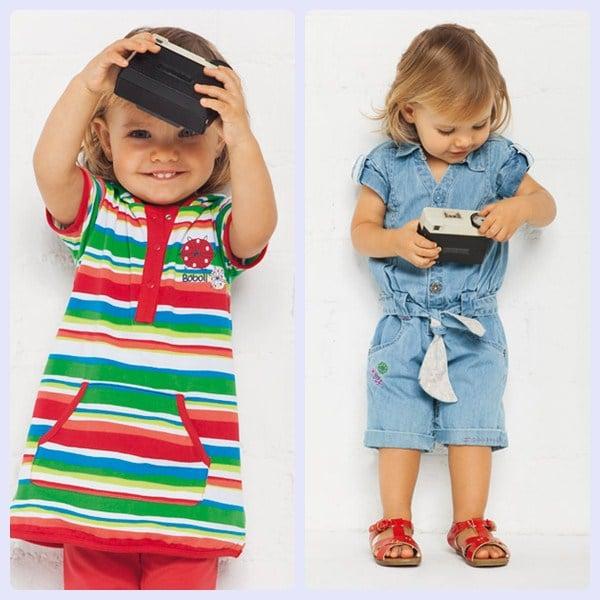 Bóboli, moda infantil 2013