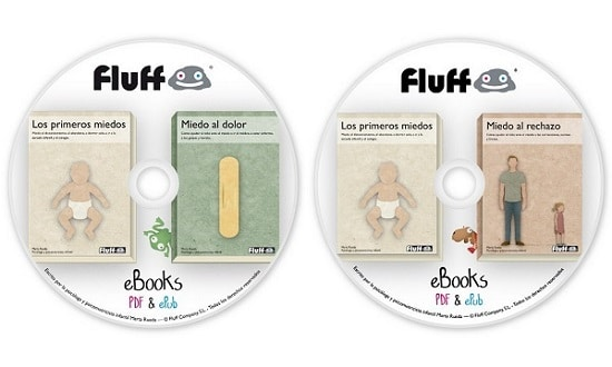 Fluff cd-rom miedos infantiles