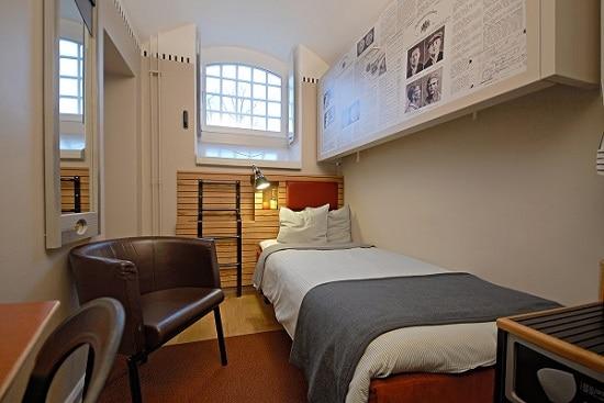 Hotel Langholmen celda habitación