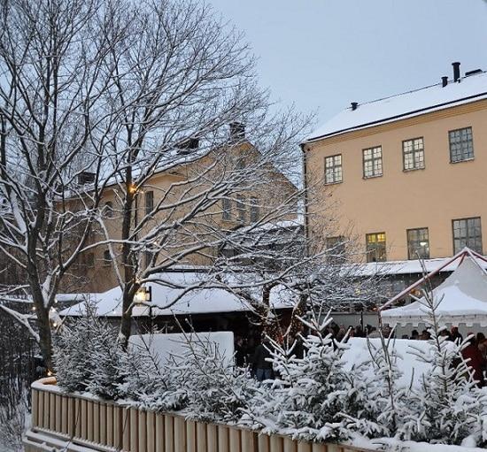 Hotel cárcel Langholmen Estocolmo